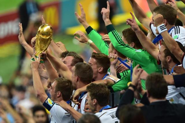 Final da Copa gera 32 milhões de tuítes e recorde no minuto do título alemão ODD ANDERSEN/AFP