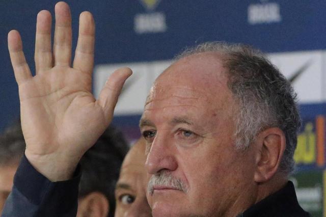 Felipão não é mais técnico da Seleção Brasileira Jefferson Botega/Agencia RBS