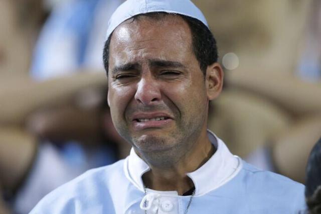 Tele LaCopa: quem ri por último, ri da Argentina Reprodução/