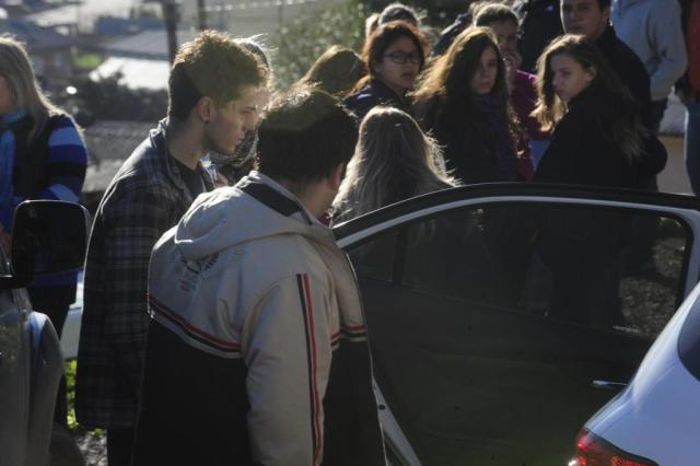 'Parece que estamos em um pesadelo', lamenta parente de família morta em Garibaldi Roni Rigon/Agencia RBS
