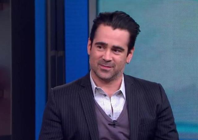"""Collin Farrell pode protagonizar a 2ª temporada de """"True Detective"""" Youtube/ABC News/Reprodução"""