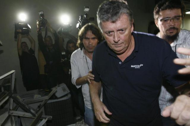 """Match defende Whelan após prisão: """"Não cometeu nenhum ato ilegal"""" FERNANDO SOUZA/Agência O Dia/AE"""