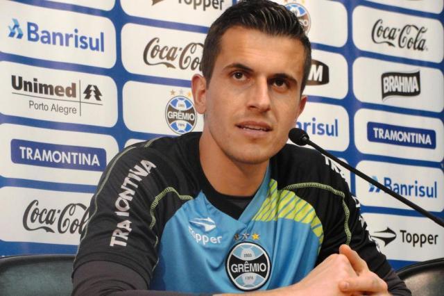 Para Marcelo Grohe, costarriquenho Navas foi o melhor goleiro da Copa Matheus Beck/Agencia RBS