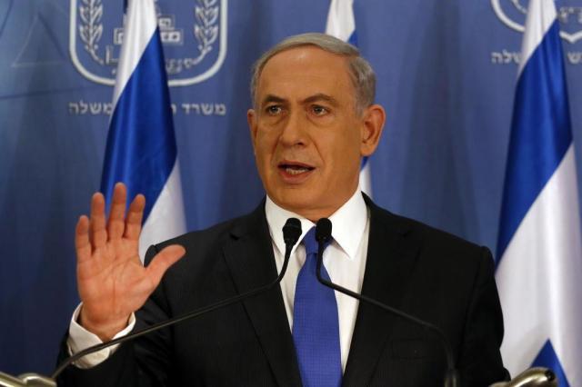 Primeiro-ministro israelense é favorável a cessar-fogo, diz jornal Gali Tibbon/AFP