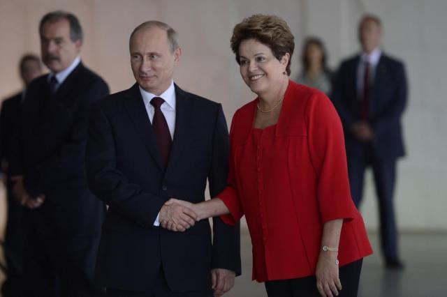 Brasil e Rússia pretendem dobrar comércio entre si Wilson Dias,ABR/Agência Brasil