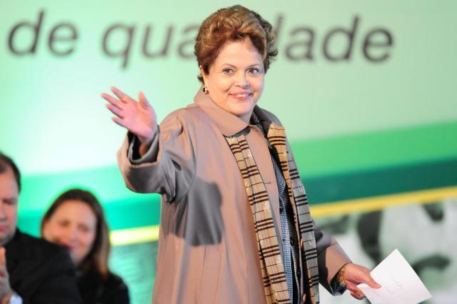 A trajetória de Dilma Rousseff em cinco momentos Fernando Gomes/Agência RBS