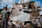 Israel bombardeia casa de líder do Hamas em Gaza Thomas Coex/AFP