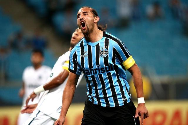 O problema é de todos: um Raio-X do ineficiente ataque do Grêmio no Brasileirão Félix Zucco/Agencia RBS