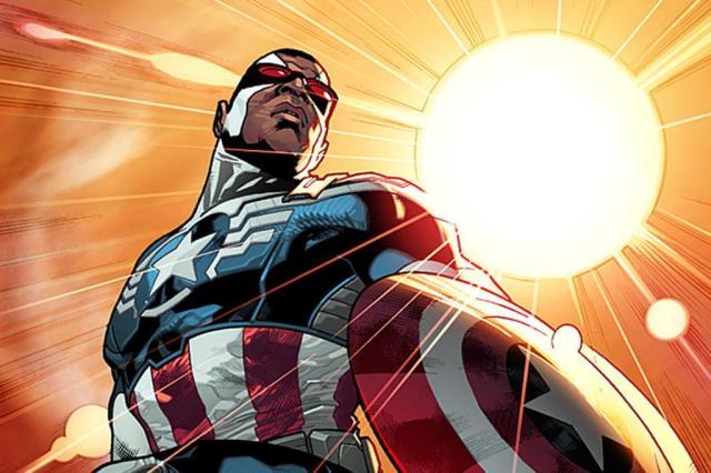 Marvel anuncia novo Capitão América Divulgação/Marvel