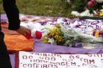 Homenagem às vítimas do Voo JJ 3054