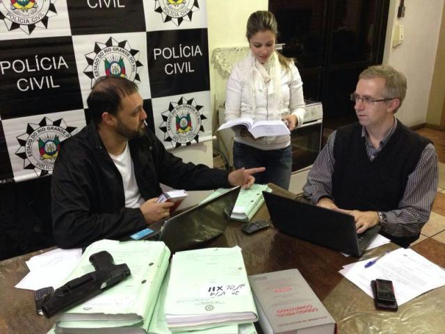 Inquéritos sobre a Kiss serão entregues ao Ministério Público nesta sexta-feira Polícia Civil/Divulgação