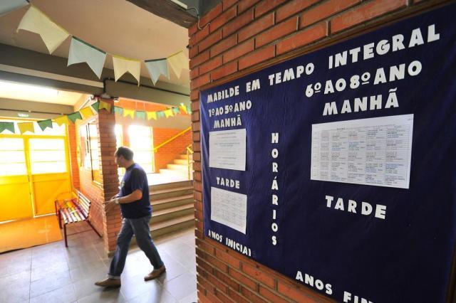 O debate da quantidade versus qualidade no ensino Lauro Alves/Agencia RBS