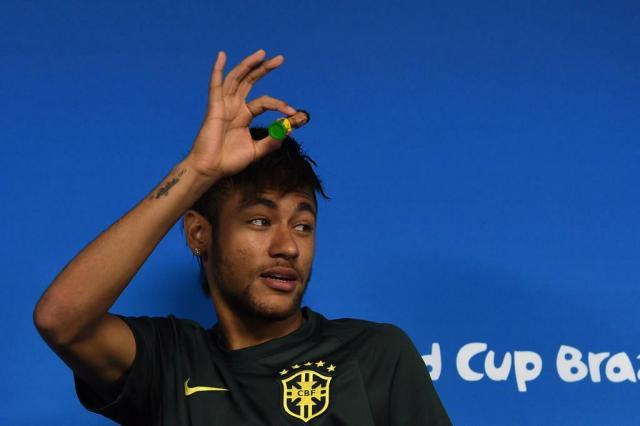 Contratos publicitários de astros da Seleção ultrapassam R$ 100 milhões durante a Copa do Mundo PEDRO UGARTE/AFP