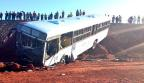 Morre terceira vítima de acidente entre carro e ônibus em Gravataí Cristiano Goulart/Rádio Gaúcha