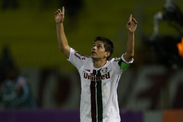 Com golaço de Conca, Fluminense vence Santos e retoma vice-liderança Paulo Sergio/ Lancepress!/