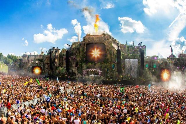 Maior festival de música eletrônica do mundo chega ao Brasil Tomorrowland/Divulgação