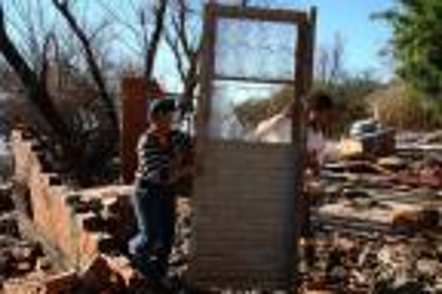 Cerca de 3 mil pessoas continuam fora de casa devido às cheias no RS Tadeu Vilani/Agencia RBS