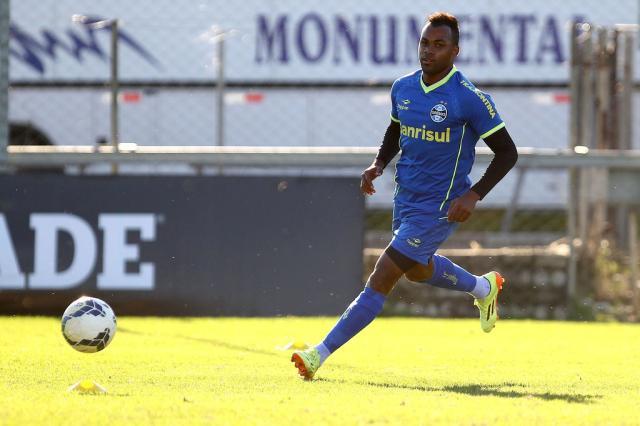 Grêmio aposta em Fernandinho para resolver seca de gols no ataque Lucas Uebel/Grêmio, Divulgação