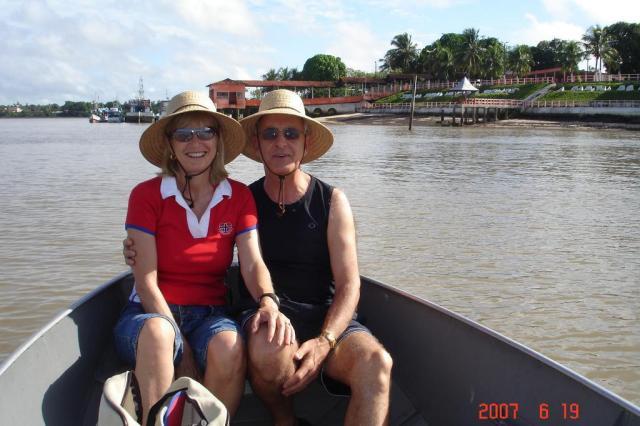 Leitores compartilham fotos de atrações do Pará Eloisa Possebon Gazzo/Arquivo Pessoal