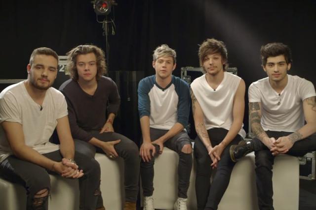 Turnê do One Direction que passou pelo Brasil vai ganhar filme Reprodução/YouTube