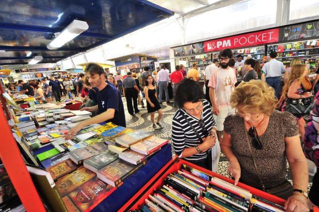 Venda de livros no país teve aumento de 4,13% em 2013 Lauro Alves/Agencia RBS