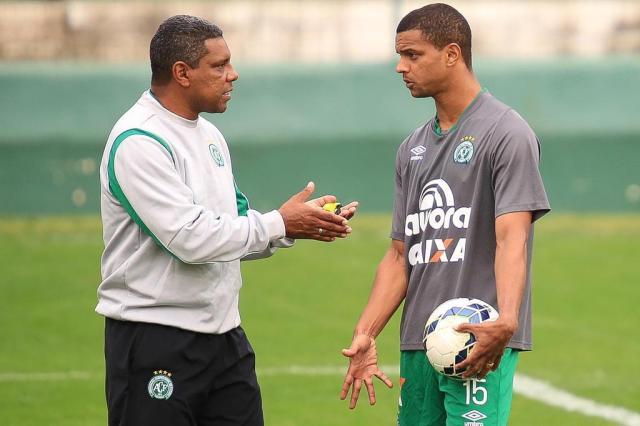 Bruno Rangel volta a treinar Márcio Cunha/Especial