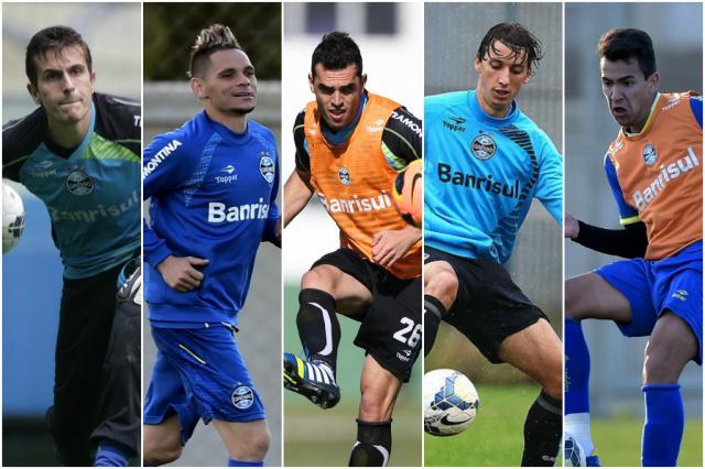 Como a defesa do Grêmio se tornou a menos vazada do Brasileirão Montagem sobre fotos /BD ZH