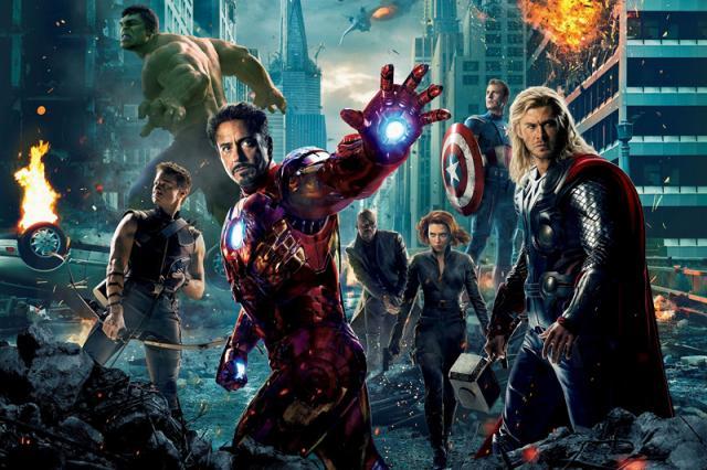 10 filmes da Marvel serão lançados até 2019 Divulgação/Marvel