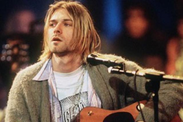 Cinebiografia de Cobain deve ser produzida em 2015, diz Courtney Love Reprodução/Reprodução