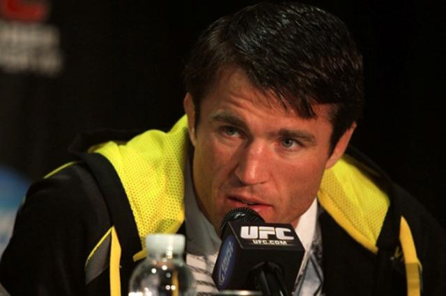 Sonnen pode pagar multa de quase R$ 2 milhões em caso de novo doping UFC Divulgação/