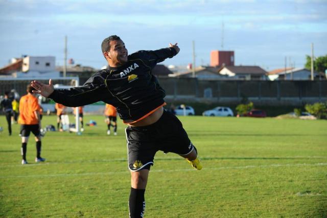 Criciúma é absolvido no caso Cristiano e mantém três pontos na tabela Caio Marcelo/Agencia RBS
