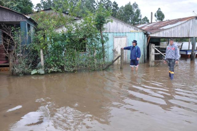 Jaguari, na Região Central, decreta situação de emergência Arami Fumaco/Especial