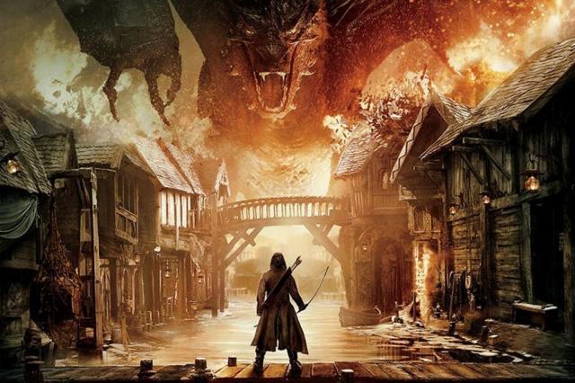 """Peter Jackson divulga primeiro trailer de """"O Hobbit: A batalha dos cinco exércitos"""" Divulgação/Divulgação"""