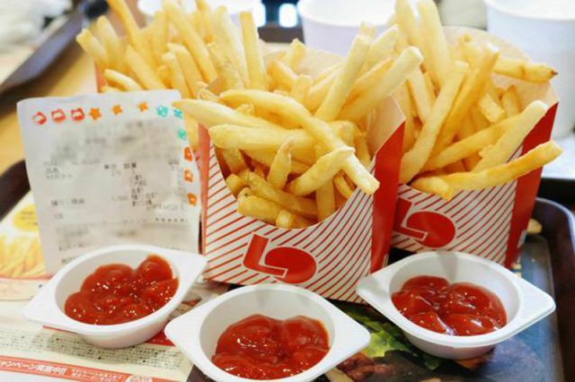 Restaurante oferece ''open bar'' de batatas fritas Reprodução/Gigazine