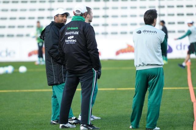 Cassiano Bodini fica de fora do confronto com o Madureira e Juventude terá, pelo menos, quatro mudanças na equipe titular Diogo Sallaberry/Agencia RBS