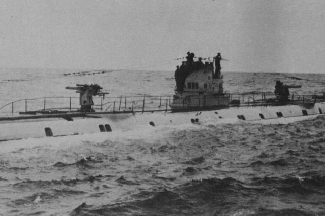 Submarino que jogou Brasil na I Guerra Mundial pode ter sido encontrado Desconhecido/Reprodução
