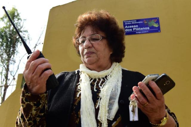 """""""Pepino"""" na mão: veja histórias de síndicos de condomínios de Porto Alegre Fernando Gomes/Agencia RBS"""