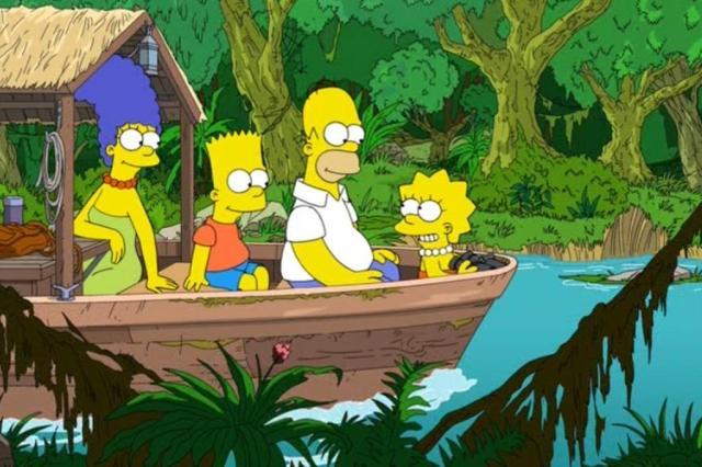 """Fox exibe maratona dos """"Simpsons"""" neste domingo Fox/Divulgação"""