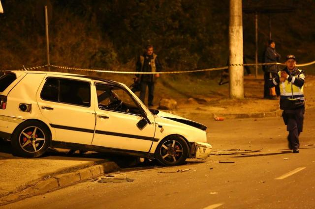 Sobrevivente de colisão na Capital estava quase chegando em casa Tadeu Vilani/Agencia RBS