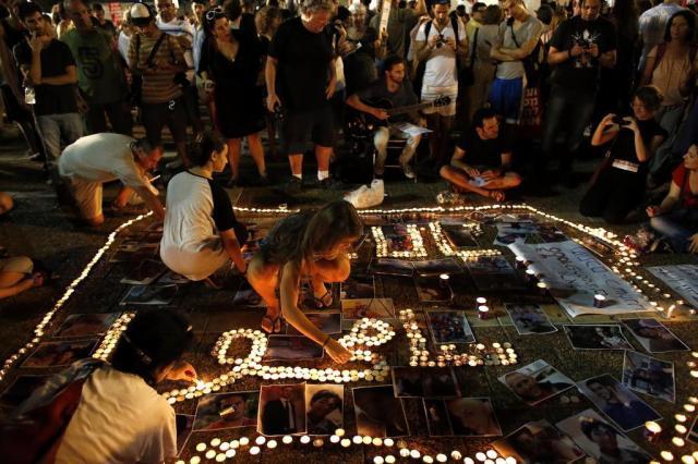 Israel amplia trégua na Faixa de Gaza até a meia-noite de domingo THOMAS COEX/AFP
