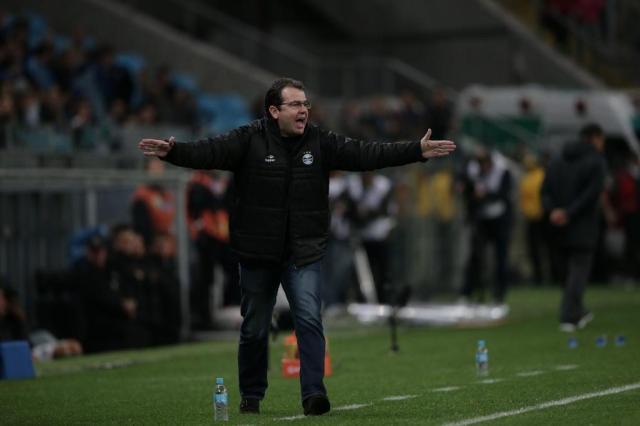 Os 10 momentos de Enderson no comando do Grêmio Bruno Alencastro/Agencia RBS