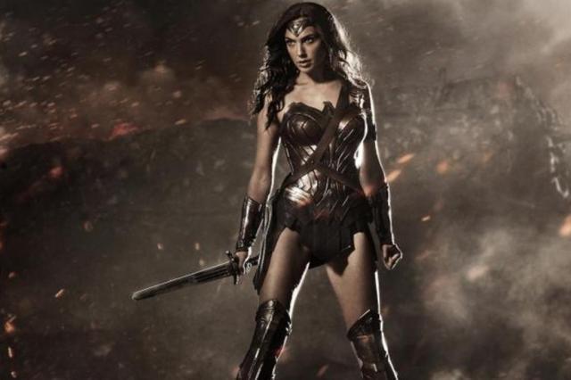Veja primeira imagem da Mulher Maravilha no filme 'Batman v Superman: Dawn of Justice' Divulgação/Divulgação