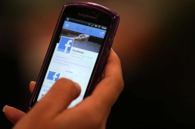 Aplicativo do Facebook vai perder função de bate-papo Charles Guerra/Agencia RBS