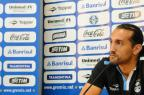 """Barcos elogia Felipão, cotado no Grêmio: """"Muitas coisas boas a dizer"""" Augusto Turcato/Agência RBS"""