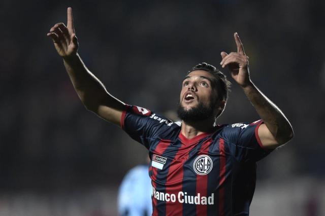 Nacional-PAR e San Lorenzo começam decisão da Libertadores nesta quarta Juan Mabromata/AFP