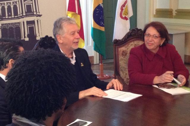 Programa nacional prevê cursos para moradores de rua em Porto Alegre Laura Schenkel/Agencia RBS