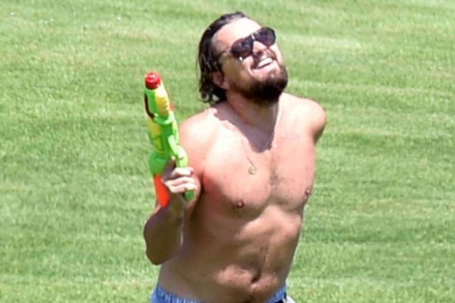 Meme: foto de Leonardo DiCaprio vira piada e repercute na internet Reprodução/New York Magazine