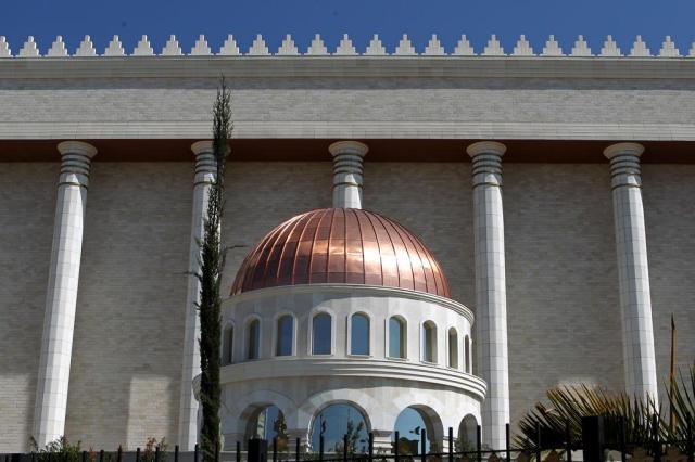 Templo evangélico em SP é um dos maiores do mundo; veja lista HÉLVIO ROMERO/ESTADÃO CONTEÚDO