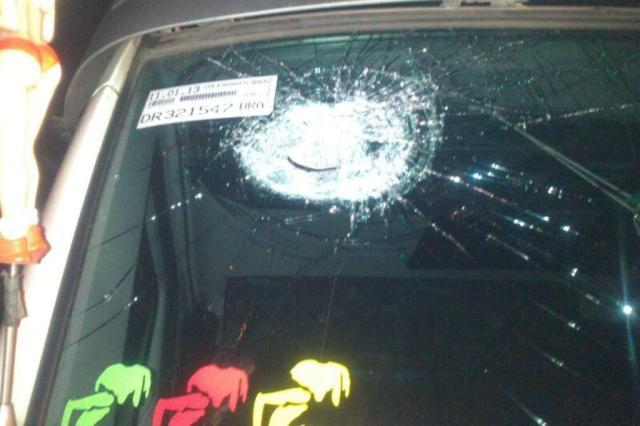 PRF frustra tentativa de assalto na Rodovia do Parque em Canoas PRF/Divulgação