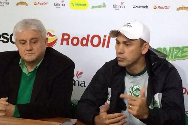No retorno ao Jaconi, Picoli destaca desejo pelo acesso: 'Terminar aquilo que comecei' Maurício Reolon/ Agência RBS/